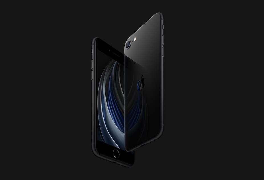 auのiPhone SE(第2世代)トップ画像