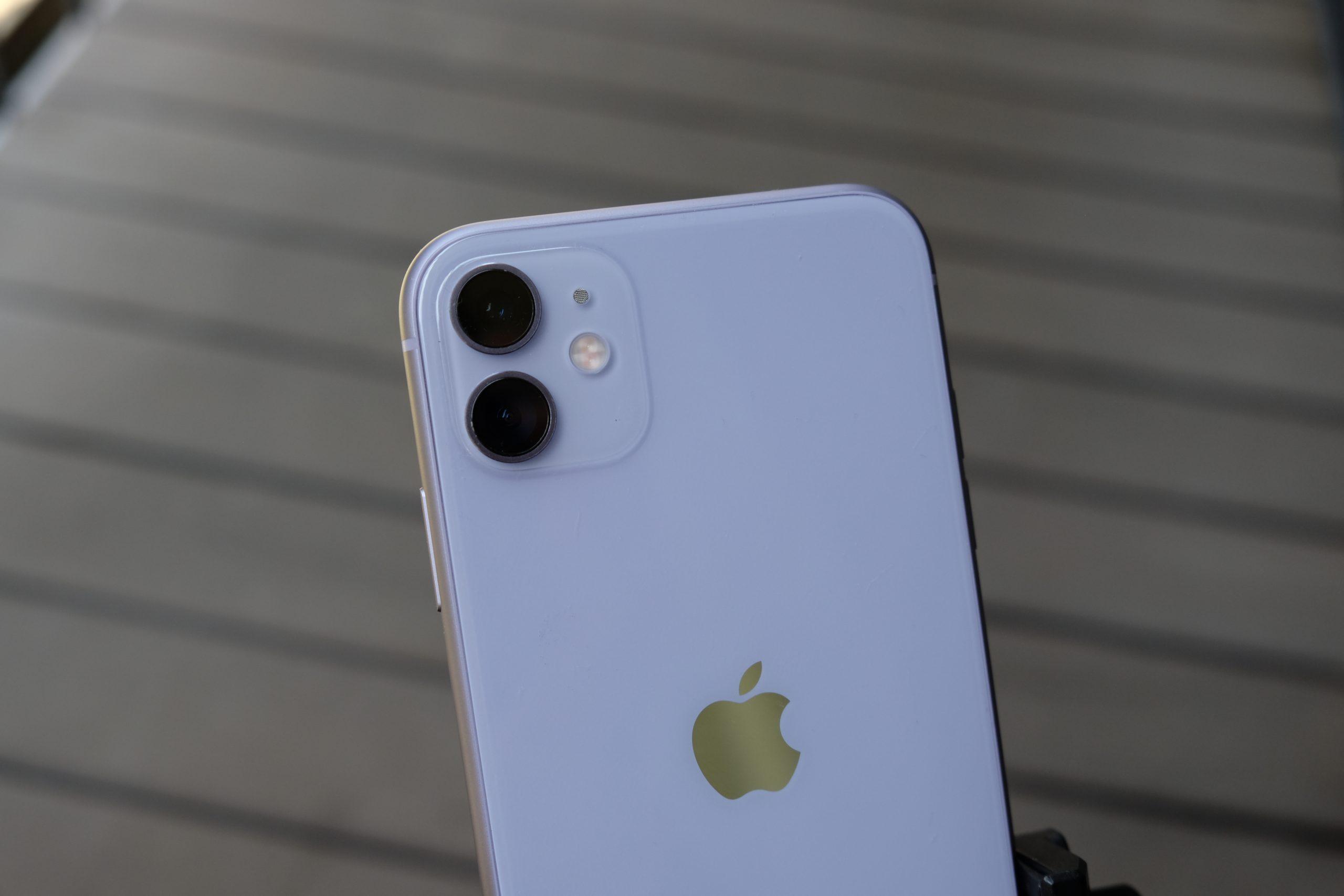 iPhone11カメラ