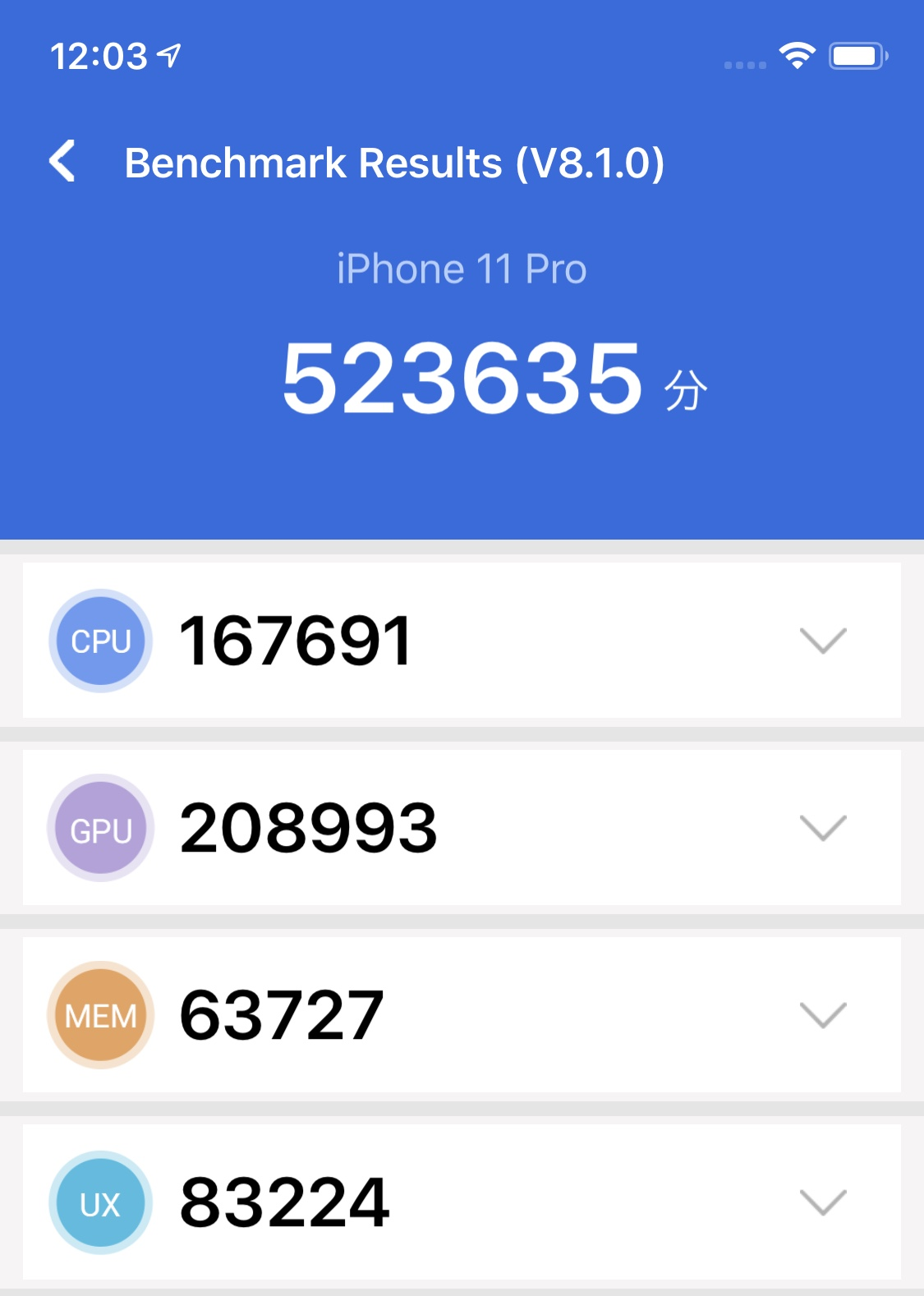 iPhone 11-pro-bench2