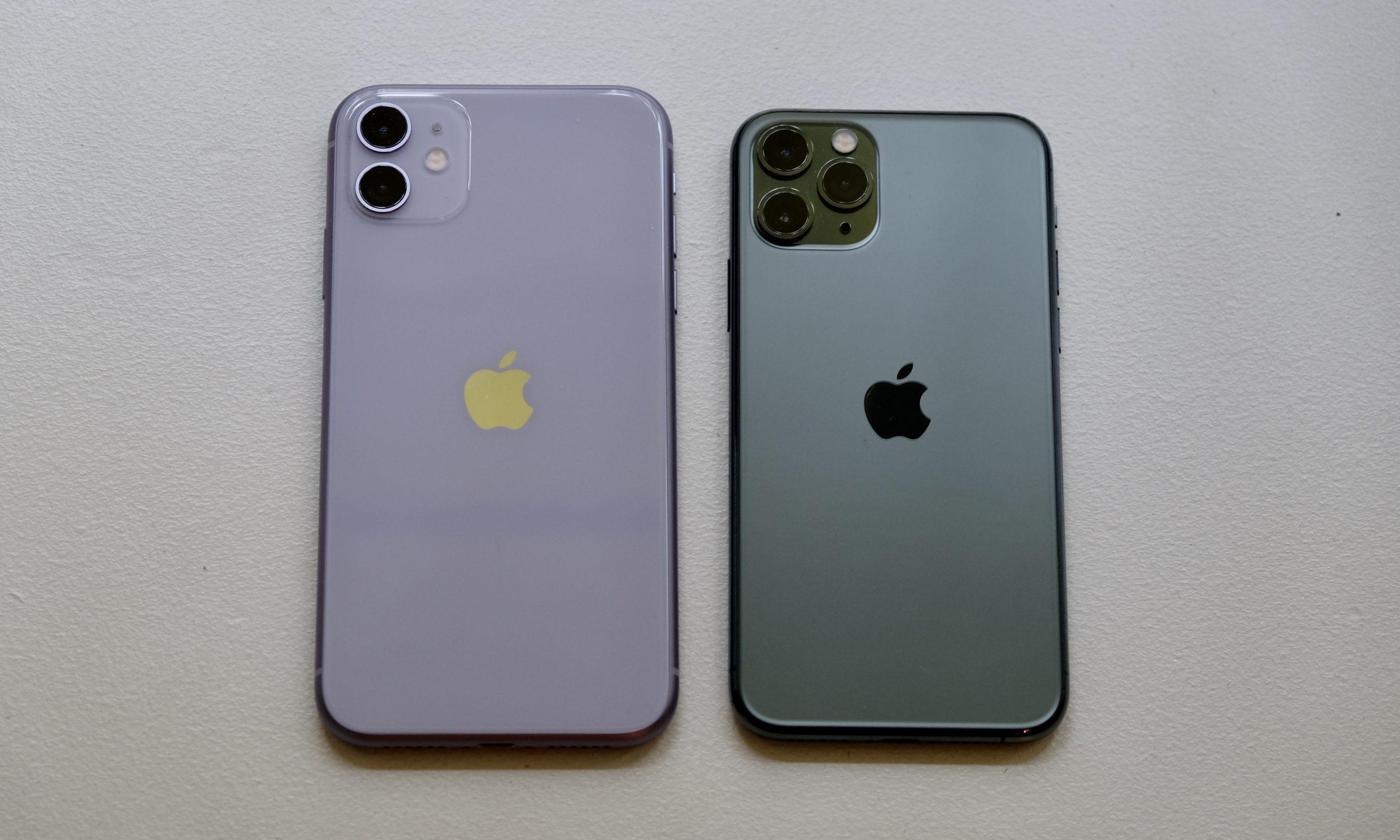 iPhone 11-Pro-背面比較