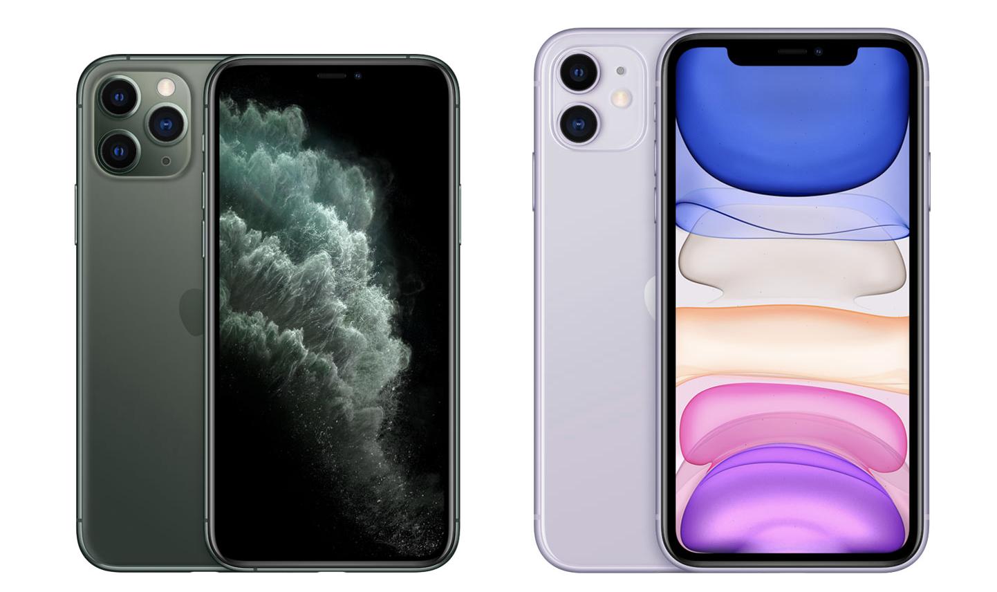 iPhone 11-11 Pro