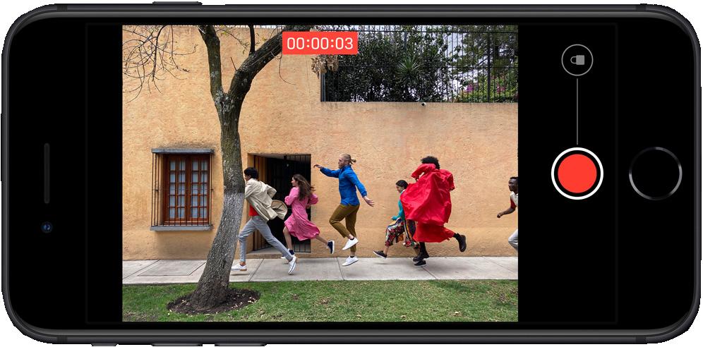 iPhoneSE(第2世代)カメラ