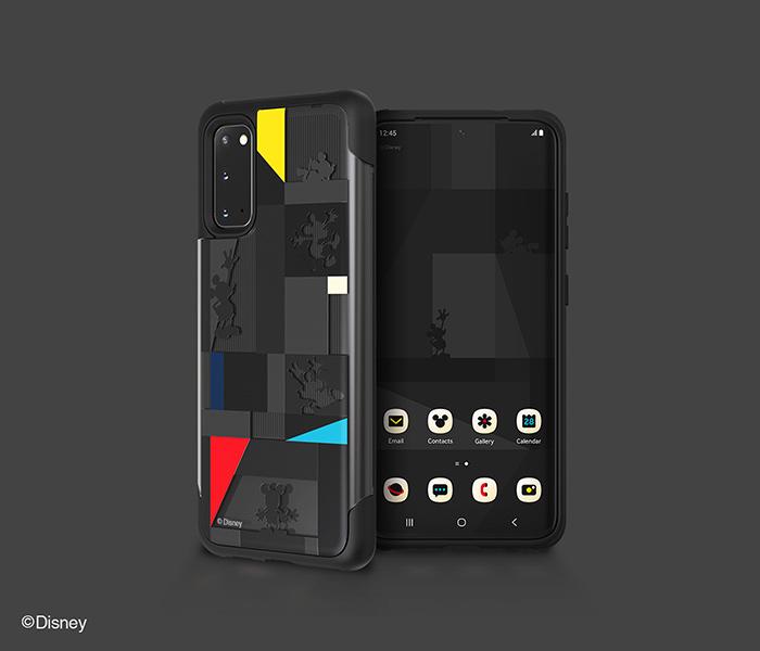 Galaxy S20 5G専用スマートケース