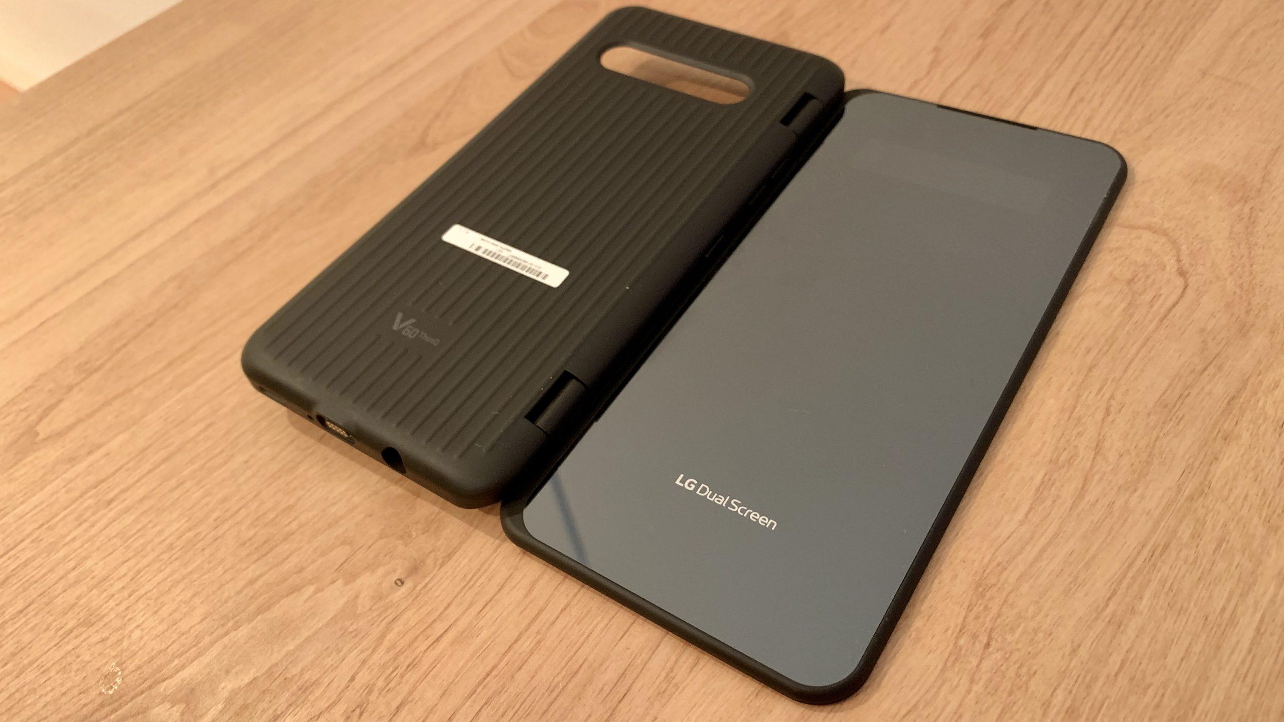 LG V60 ThinQ 5G ケース