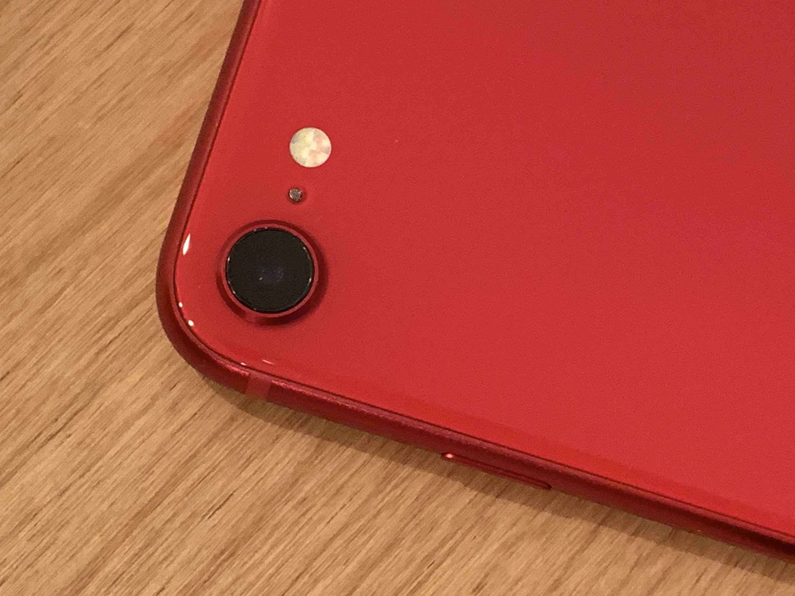 iPhoneSE2 カメラ