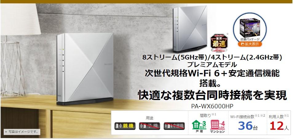 WX6000HP