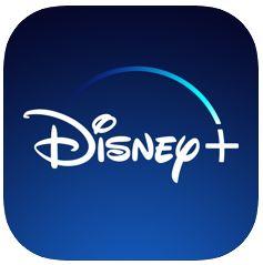 Disney+アプリアイコン