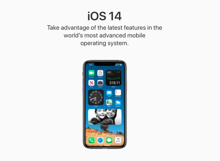iOS 14の新機能を全て解説|新OSリリース日やiPhoneの対応機種も紹介