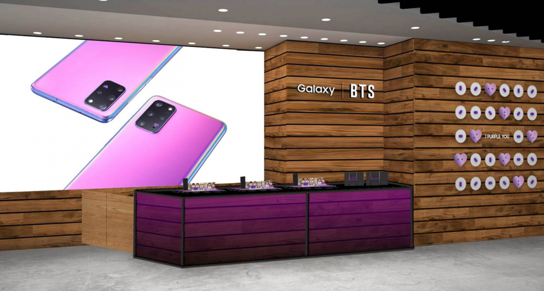 au限定でGalaxy S20+ 5G BTS Editionが登場!価格・発売日・スペックまとめ