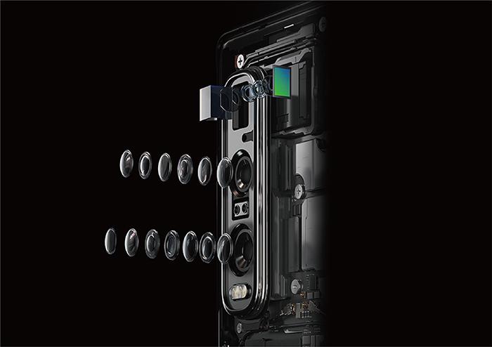 OPPO Find X2 Proカメラ