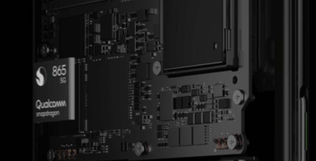 OPPO Find X2 Pro CPU