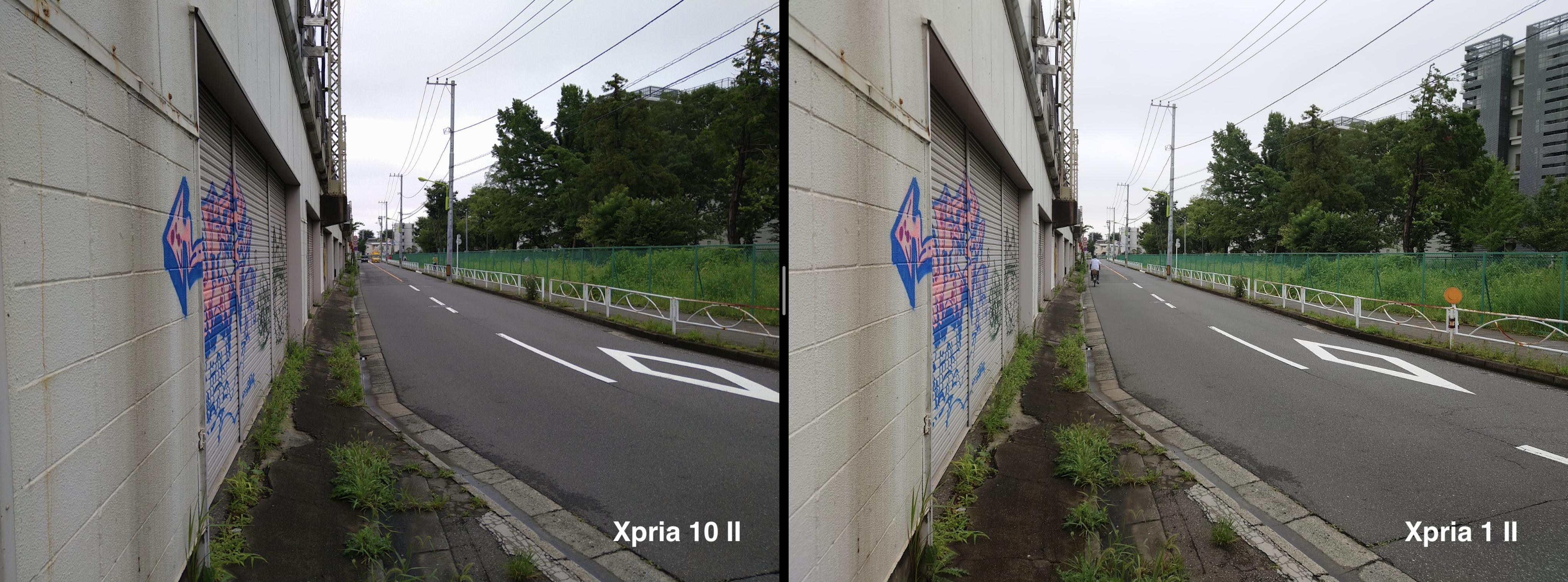 Xperia 10 ll比較