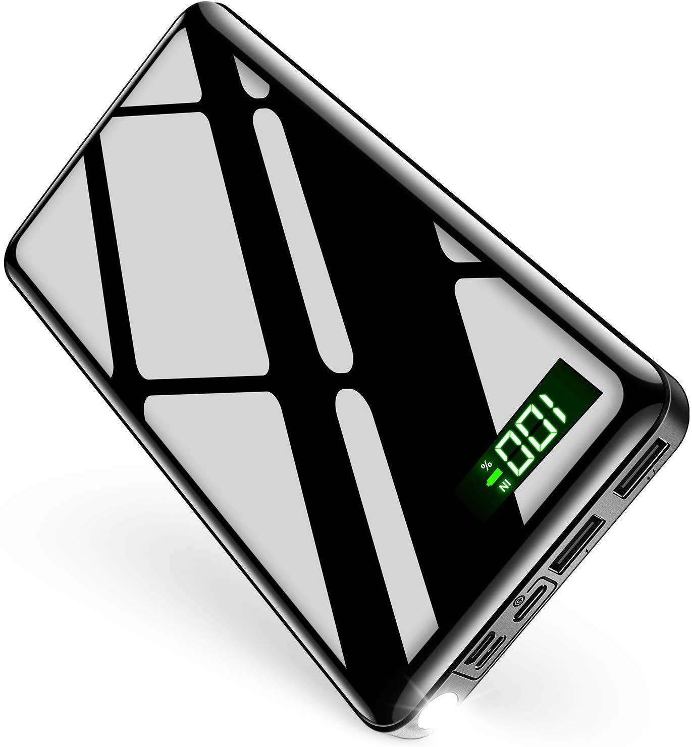 モバイルバッテリー3in-port