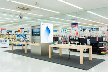 ヤマダ電機 Apple