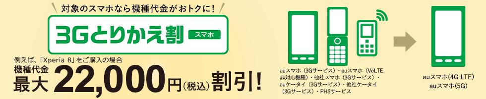 3Gとりかえ割