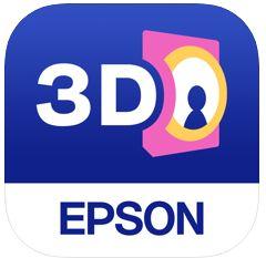 Epson 3Dフレーム Print