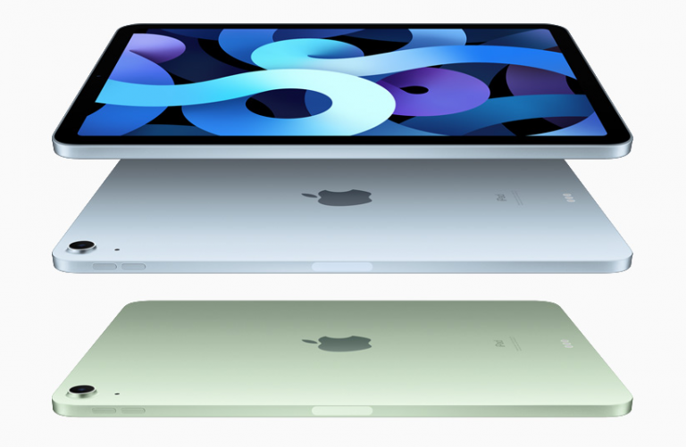 A14Bionicチップを搭載した新型iPadAir