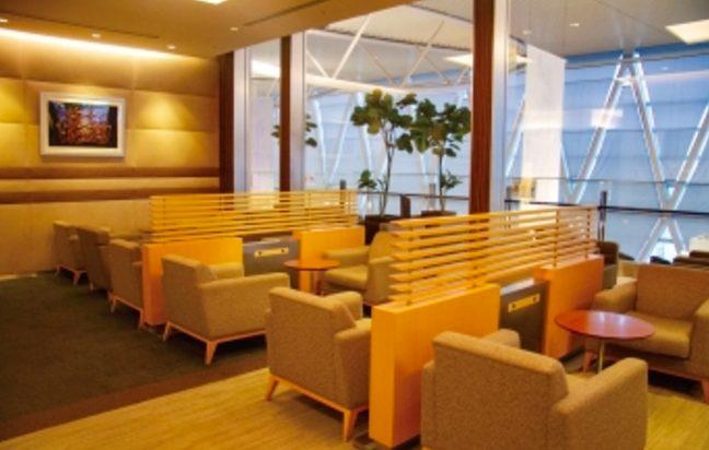 新千歳空港 North Lounge