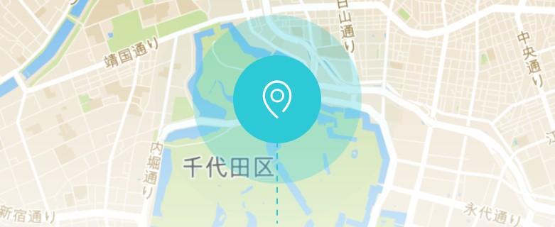 アプリ 人気 情報 位置