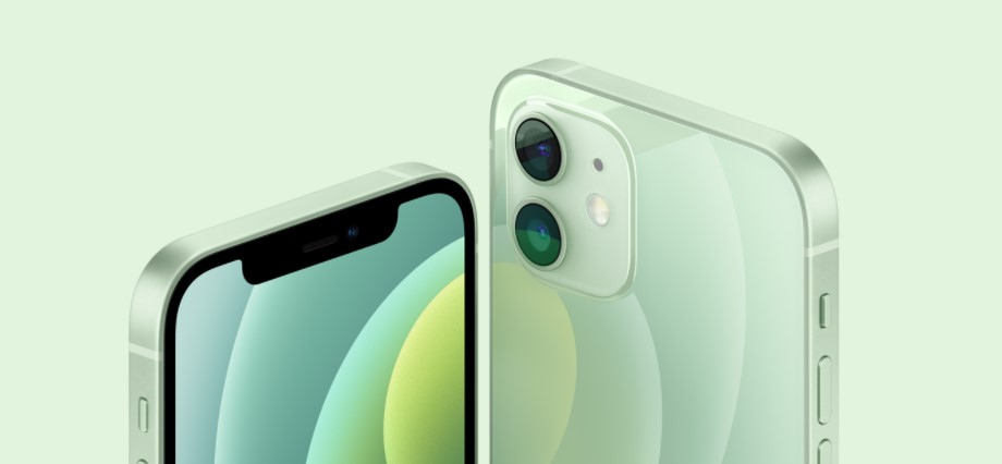 iPhone 12-green