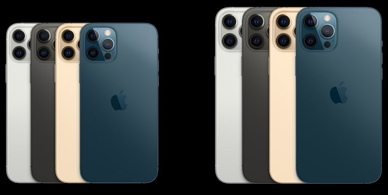 iPhone12 ProとPro Max