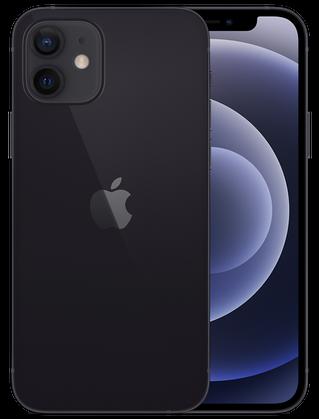 iPhone12のブラック