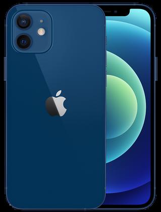 iPhone12のブルー