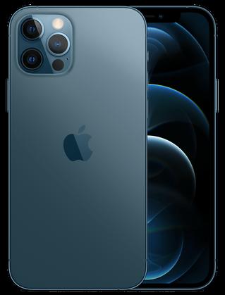 iPhone12 Proのブルー