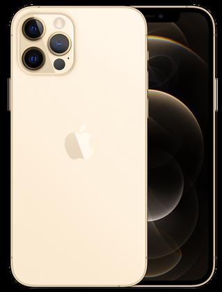 iPhone12 Proのゴールド