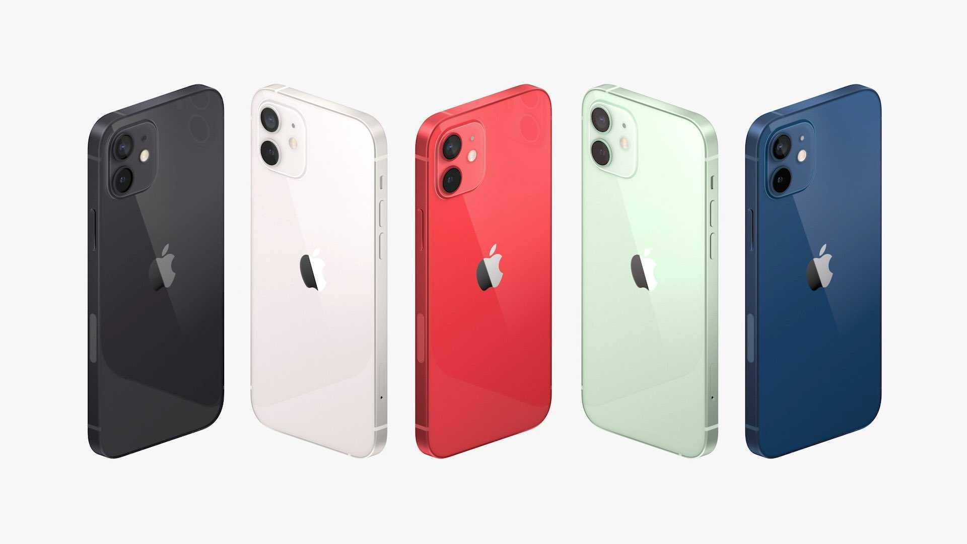 iPhone12 カラバリ