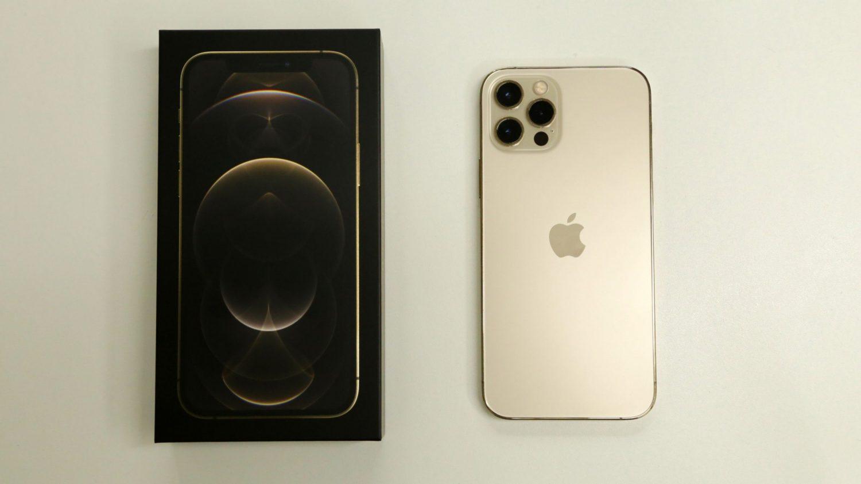 iPhone 12 Proゴールド