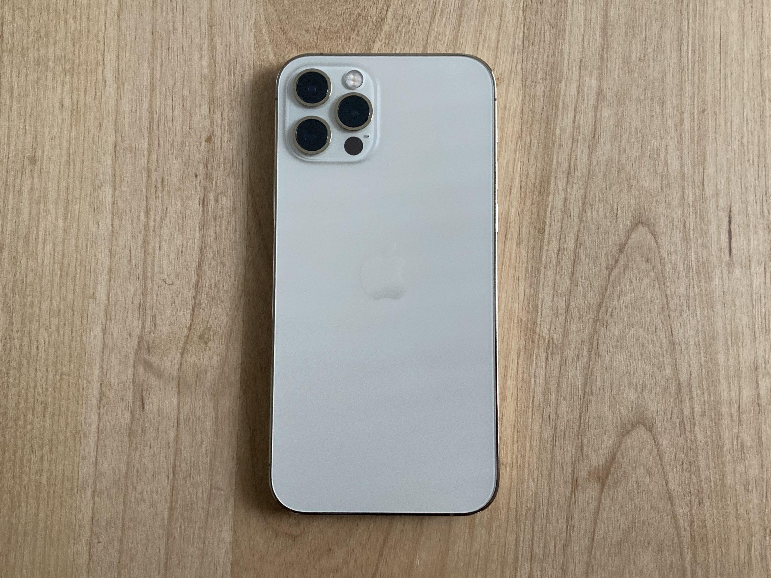 iPhone12 Pro 裏面