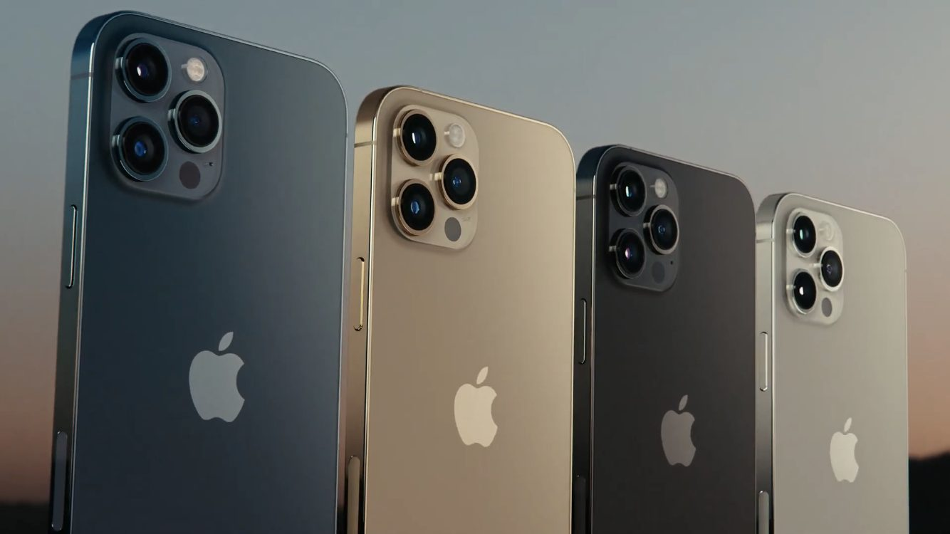 iPhone 12 Proカラバリ