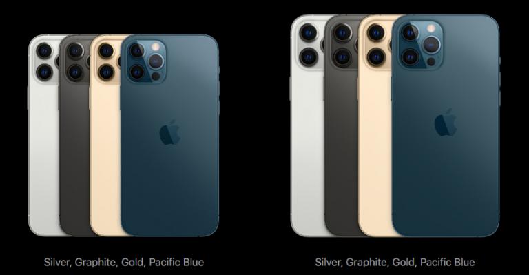 iPhone12 Pro カラバリ