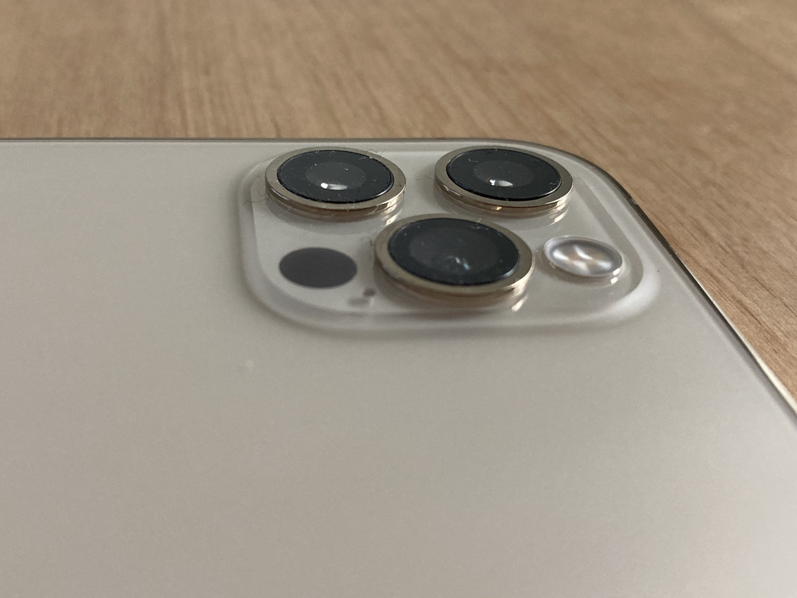 iPhone12 Pro レンズ