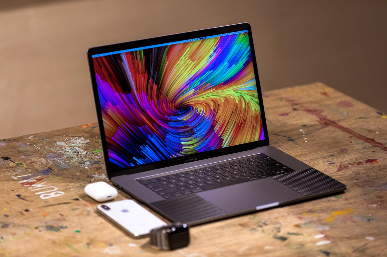 Macの充電