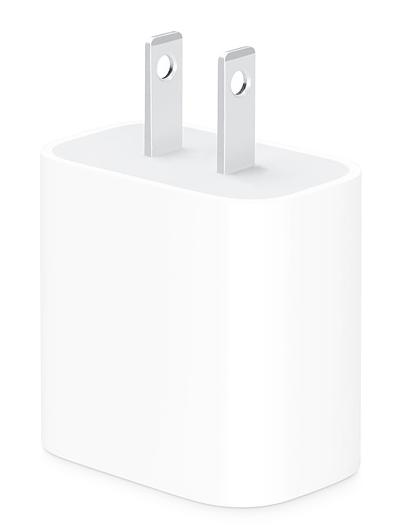20W USB-C電源アダプタ