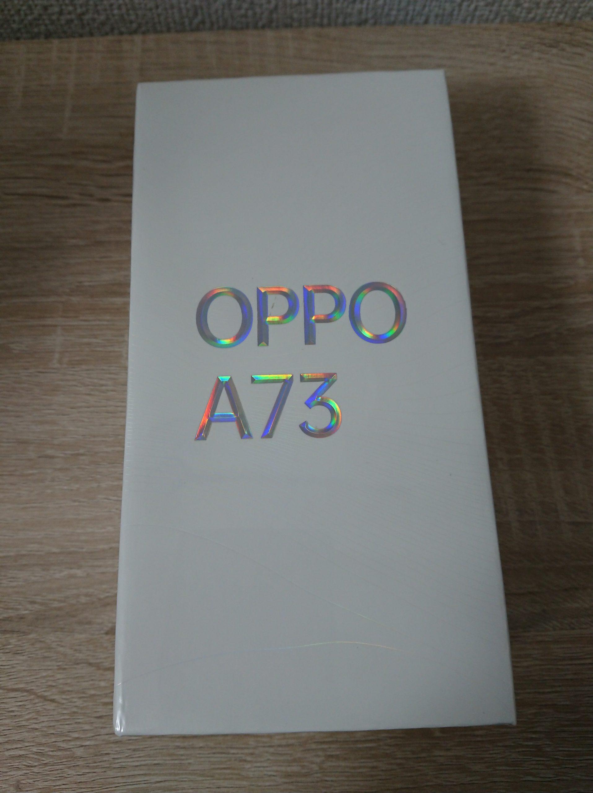 OPPO A73レビュー