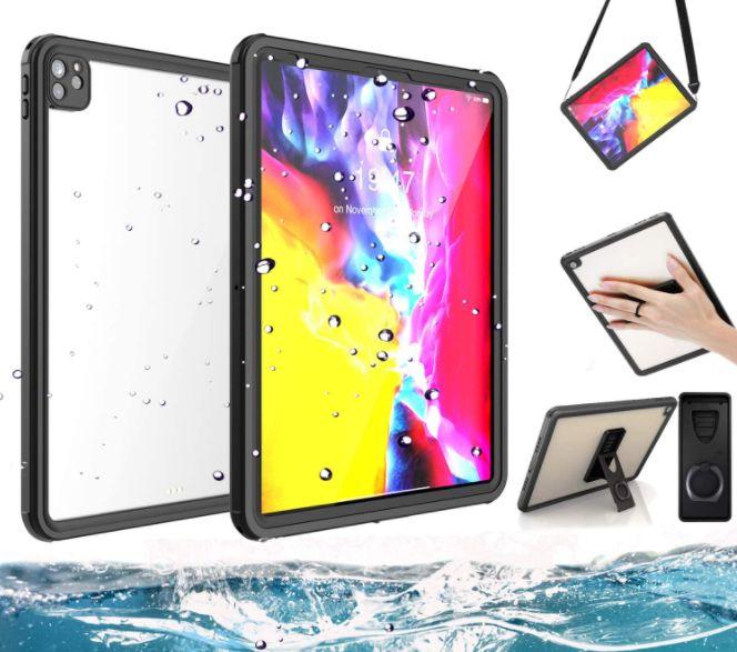 Doo iPad Pro用の防水ケース
