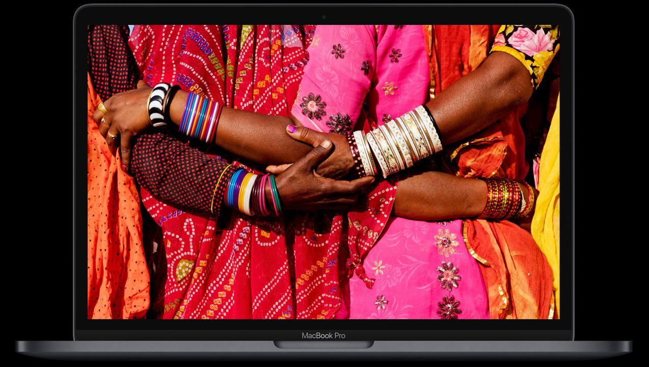 MacBook ProのRetina Display
