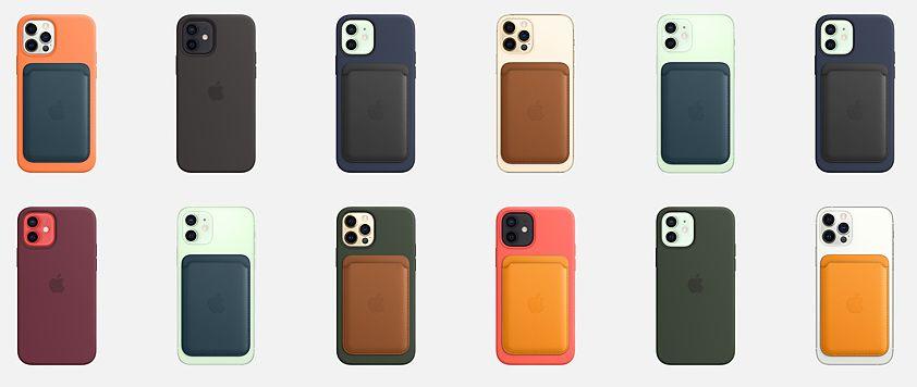 iPhone12ケース MagSafe