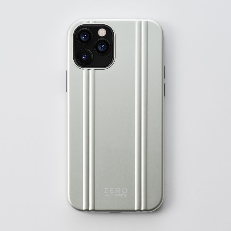 ZERO HALLIBURTON iPhone12ケース