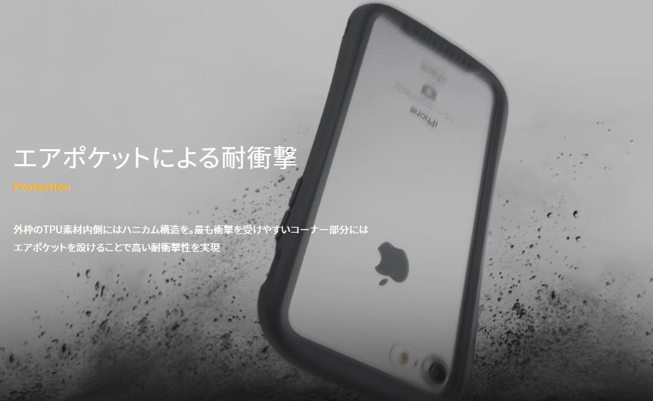 iFaceのiPhone12用ケース