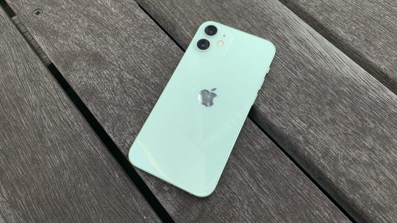 iPhone 12 miniレビュー