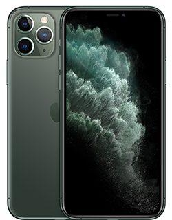 iPhone11のミッドナイトグリーン