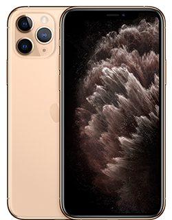 iPhone11 Pro Maxのゴールド