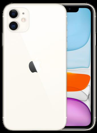 iPhone11のホワイト