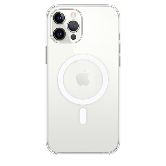 MagSafe対応iPhone 12 Pro Maxクリアケース