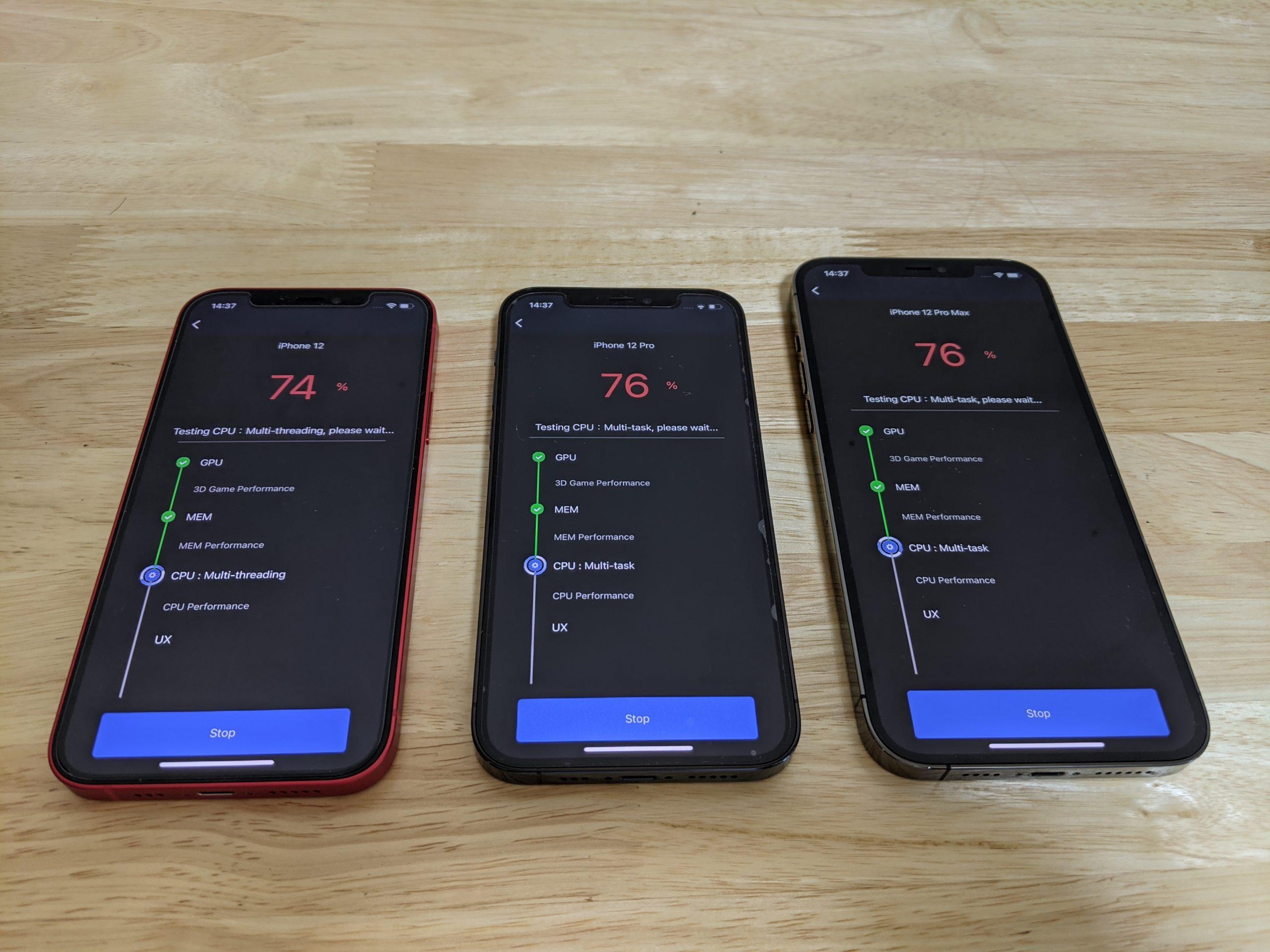 iPhone 12 Pro Max 実機レビュー19