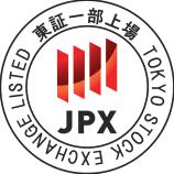 東証一部のロゴ